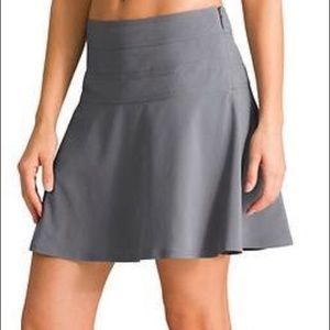 Athleta All Day Gray Skort